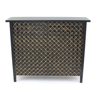Decorative 2-door Storage Cabinet (China)