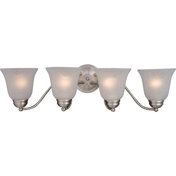 Maxim Basix-Bath 4-light Vanity Lighting