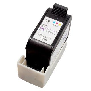 Sophia Global Remanufactured Ink Cartridge Replacement for HP 78 (1 Color)