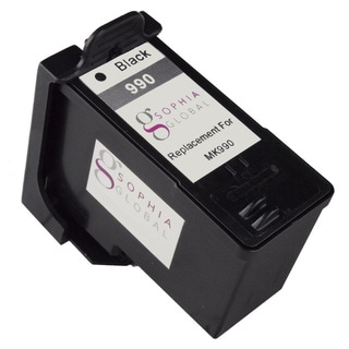 Sophia Global Remanufactured Ink Cartridge Replacement for Dell MK990 Series 9 (1 Black)