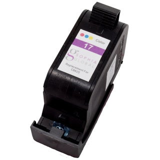 Sophia Global Remanufactured Ink Cartridge Replacement for HP 17 (1 Color)