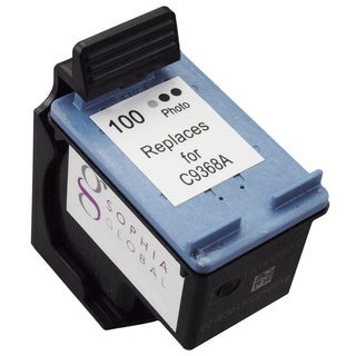 Sophia Global Remanufactured Ink Cartridge Replacement for HP 100 (1 Gray)