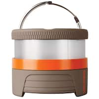 Coleman Lithium Ion Orange Puck Light