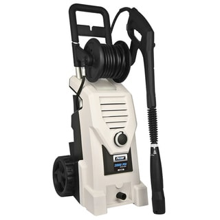 Pulsar Products 2000PSI Electric Pressure Washer with Hose Wheel