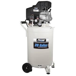 Pulsar Products 20-gallon Air Compressor|https://ak1.ostkcdn.com/images/products/8852592/Pulsar-Products-20-gallon-Air-Compressor-P16081033.jpg?impolicy=medium