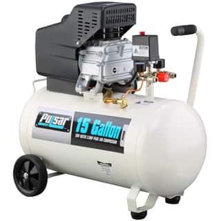 Pulsar Products 15-gallon Air Compressor|https://ak1.ostkcdn.com/images/products/8852664/Pulsar-Products-15-gallon-Air-Compressor-P16081170.jpg?impolicy=medium