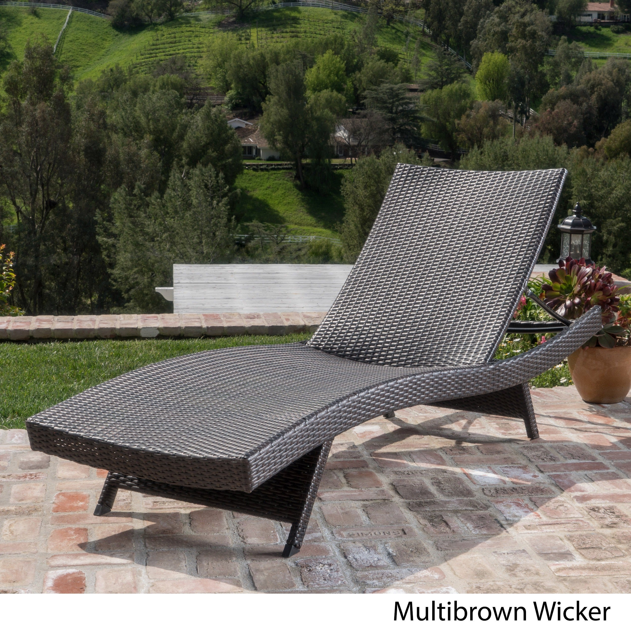 Fabulous Havenside Home Vilano Outdoor Lounge Chair Ocoug Best Dining Table And Chair Ideas Images Ocougorg