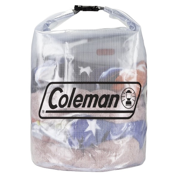 Coleman Medium Dry Clear Gear Bag