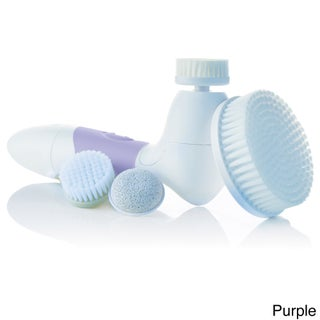 Spin for Perfect Skin Face and Body Cleansing Brush