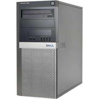 Dell Optiplex 960 Intel Core 2 Duo 3.16GHz CPU 4GB RAM 1.5TB HDD Windows 10 Pro Minitower Computer (Refurbished)