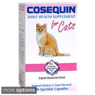 Cosequin Natural Chicken and Tuna Flavor Joint Supplement for Cats