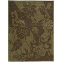Somerset Brown Area Rug - 7'9 x 10'10