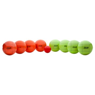 Coleman Bocce Ball Game Set