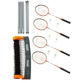 Coleman Badminton Sport Game Set