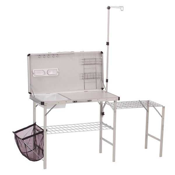 Shop Coleman Pack Away Deluxe Camp Kitchen Free Shipping