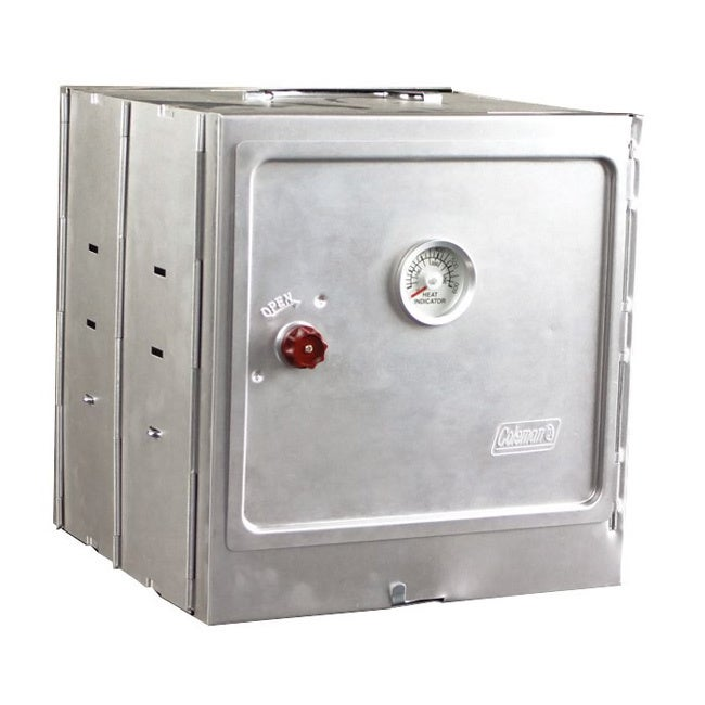 Coleman Camp Oven (Camp Oven), Silver aluminum