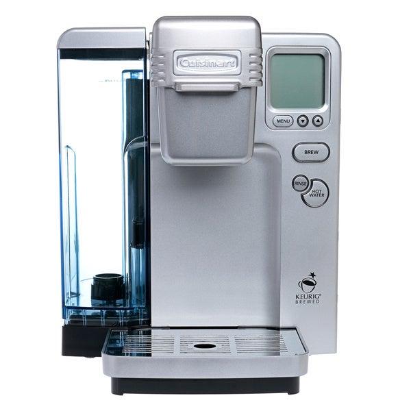 REFURB SINGLE SERVE APPL 1e2a47a2 7ba1 4545 b49a 5d7966b67197 600 Cuisinart Ss  Coffee Maker Single Serve Brewing System