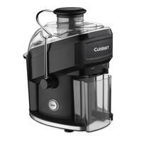 Cuisinart CJE-500 Compact Juice Extractor (Refurbished)