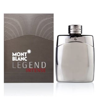 Mont Blanc Legend Intense Men's 3.3-ounce Eau de Toilette Spray