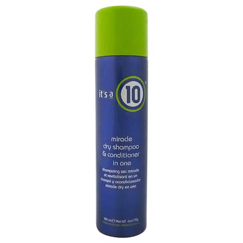 It's a 10 Miracle 6-ounce Dry Shampoo & Conditioner in One