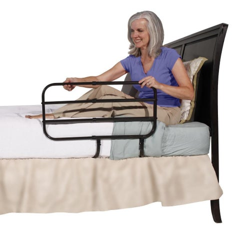 Able Life Extend-A-Rail Extendable Home Bed Rail Fall Prevention Aid