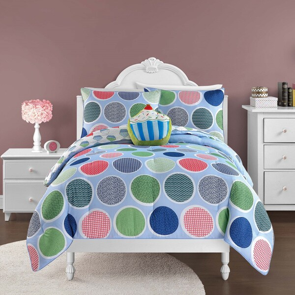 VCNY Sweet Thing 3-piece Comforter Set
