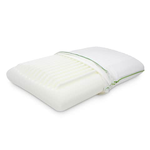 Jelly-Soft Wave Memory Foam Traditional Pillow