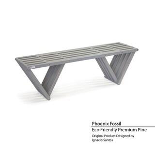 GloDea X60 Wood Bench