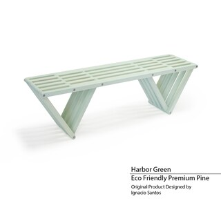 Eco Friendly Bench X60 (4 options available)