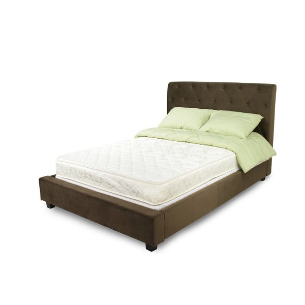 Dreamax Quilted Tight Top 7-inch Full-size Innerspring Mattress
