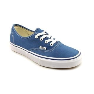 Vans Boy (Youth) 'Authentic' Basic Textile Casual Shoes (Size 5.5 )