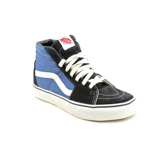 Vans Boy (Youth) 'Sk8 Hi' Canvas Athletic Shoe (Size 6 )