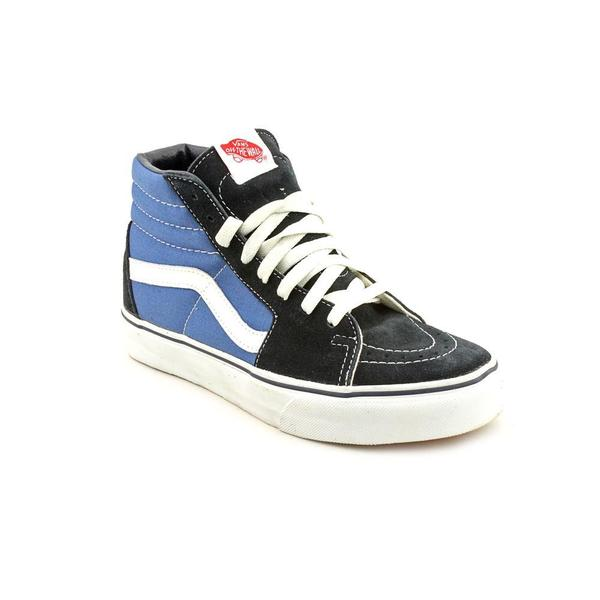 9c0e867a36d Shop Vans Boy (Youth)  Sk8 Hi  Canvas Athletic Shoe (Size 6 ) - Free ...
