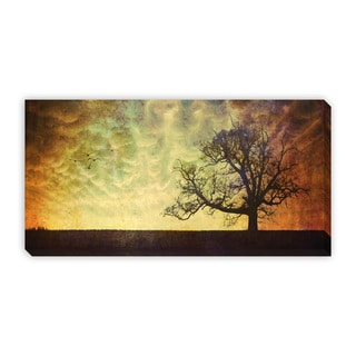 Gallery Direct The Ends of the Earth Gallery Wrapped Canvas