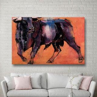 ArtWall Mark Adlington 'Alcurrucen' Gallery-Wrapped Canvas