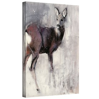 ArtWall Mark Adlington 'Roe Doe' Gallery-Wrapped Canvas
