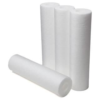 Austin Springs Whole House 5 Micron 10-inch Pre-filter Replacement Cartridge (Pack of 4)