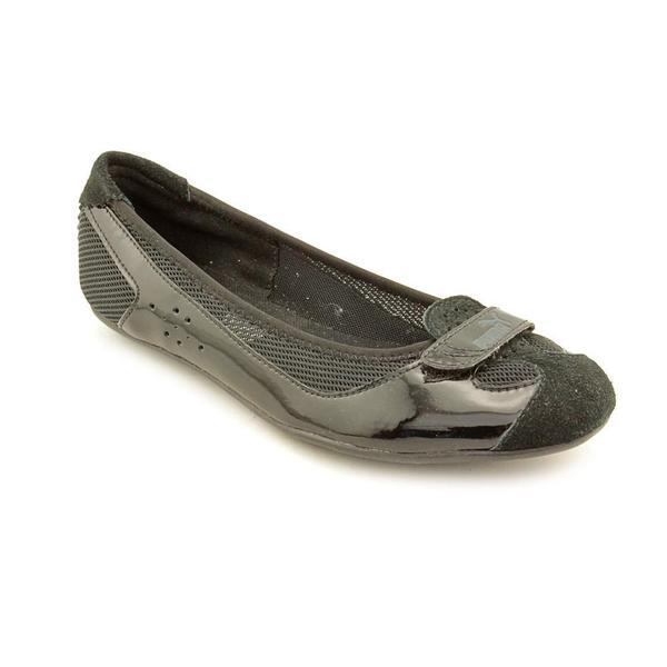 a35bac3c50e Shop Puma Women s  Zandy  Patent Leather Casual Shoes - Free ...