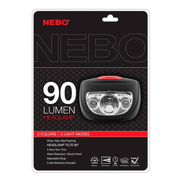 Nebo Tools 90 Lumen Headlamp