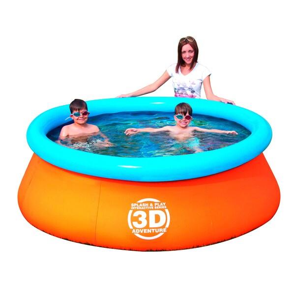 Bestway Interactive 3D Adventure Pool
