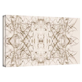 ArtWall Cora Niele 'Wallpaper I' Gallery-Wrapped Canvas