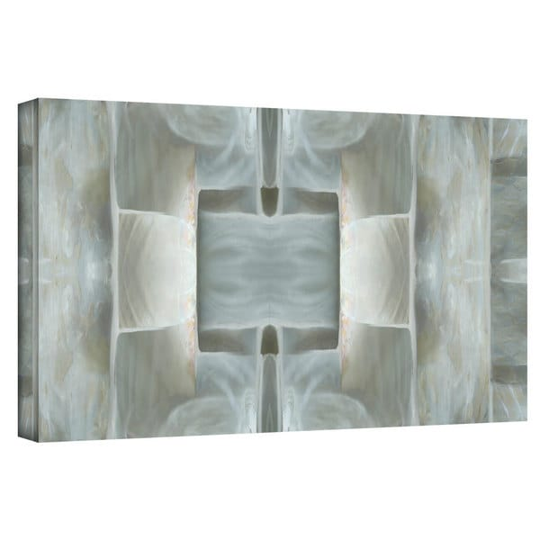 ArtWall Cora Niele 'Wallpaper II' Gallery-Wrapped Canvas - Multicolor