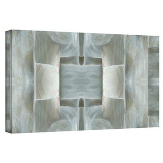 ArtWall Cora Niele 'Wallpaper II' Gallery-Wrapped Canvas