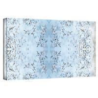ArtWall Cora Niele 'Wallpaper III' Gallery-Wrapped Canvas