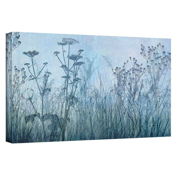 ArtWall Cora Niele 'Wildflowers Early' Gallery-Wrapped Canvas