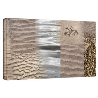 ArtWall Cora Niele 'Wind' Gallery-Wrapped Canvas