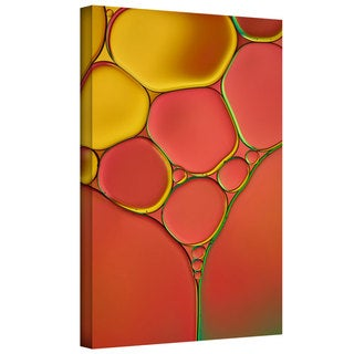 ArtWall Cora Niele 'Stained Glass I' Gallery-Wrapped Canvas