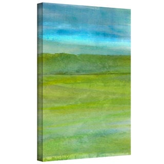 ArtWall Cora Niele 'Landscape Iceland' Gallery-Wrapped Canvas