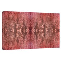 ArtWall Cora Niele 'Nature Damask' Gallery-Wrapped Canvas