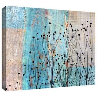 ArtWall Cora Niele 'Dark Silhouette III' Gallery-Wrapped Canvas